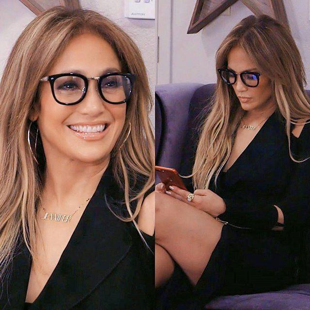 Jennifer Lopez Glasses