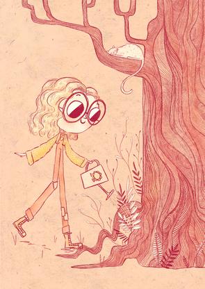 Happy - illustration