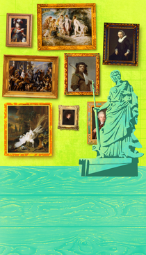 Background animation Noordbrabants museum