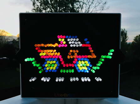 Riding Off Into The Sunset // Karlee Bridegan — Technology