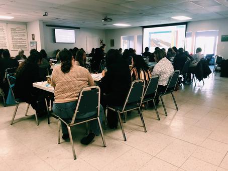 CVCC Partner's Meeting - October