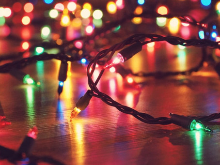 KEEP HOLIDAY LIGHT DECORATING SAFE, ENERGY-EFFICIENT, FESTIVE AND FUN