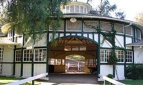 Ranch Day, The Circl Barn