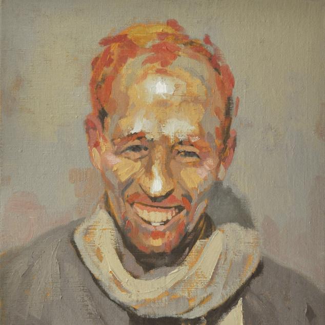 Vincent Smiling