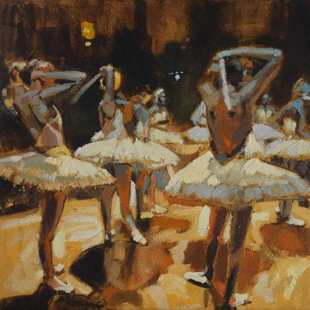 Choreography with Machete