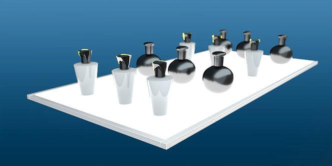 LED-valopodium