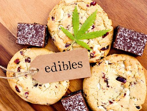 Cannabis Edibles for Sleep and Anxiety