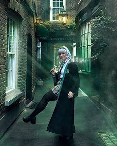 Knockturn Alley Slytherin Harry Potter B