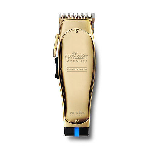 Andis Master Cordless Limited Gold Edition Clipper