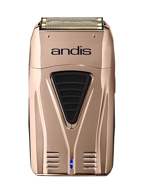 Andis Copper ProFoil Lithium Titanium Foil Shaver