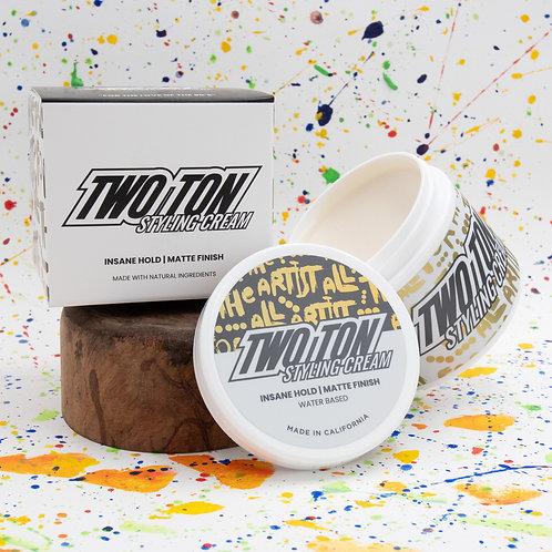 Hanz De Fuko TwoTon Styling Cream / Matte finish
