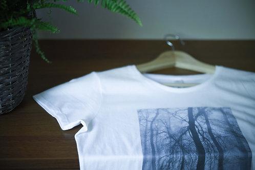 Dámske tričko Lesokruhy (M)
