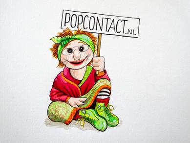 Popcontact bestaat 5 jaar!