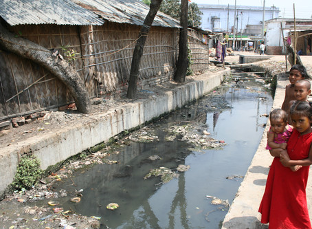 The Need for Innovation in Sanitation