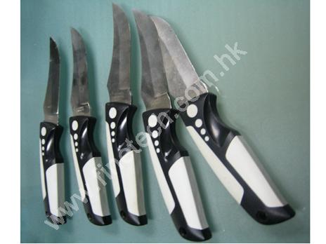 Over-mold-+-Insert-mold-Knife