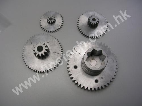 Zinc---Gears