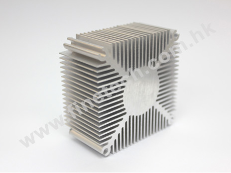 Alu CNC  heat sink01