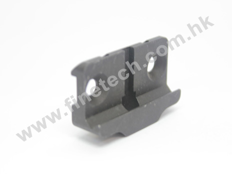 Alu CNC mounting  part Anodize01