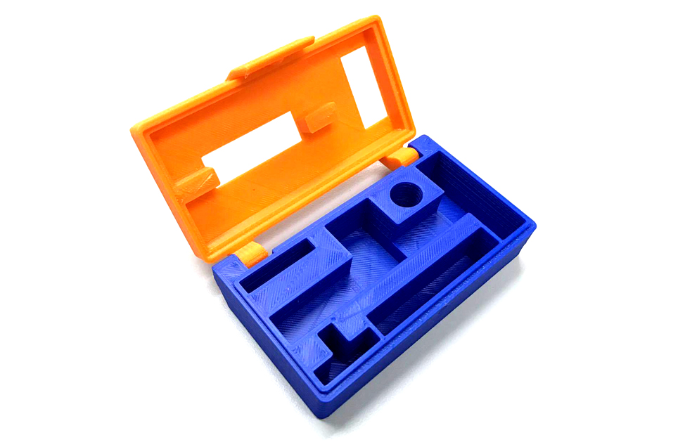 2 color 3D print