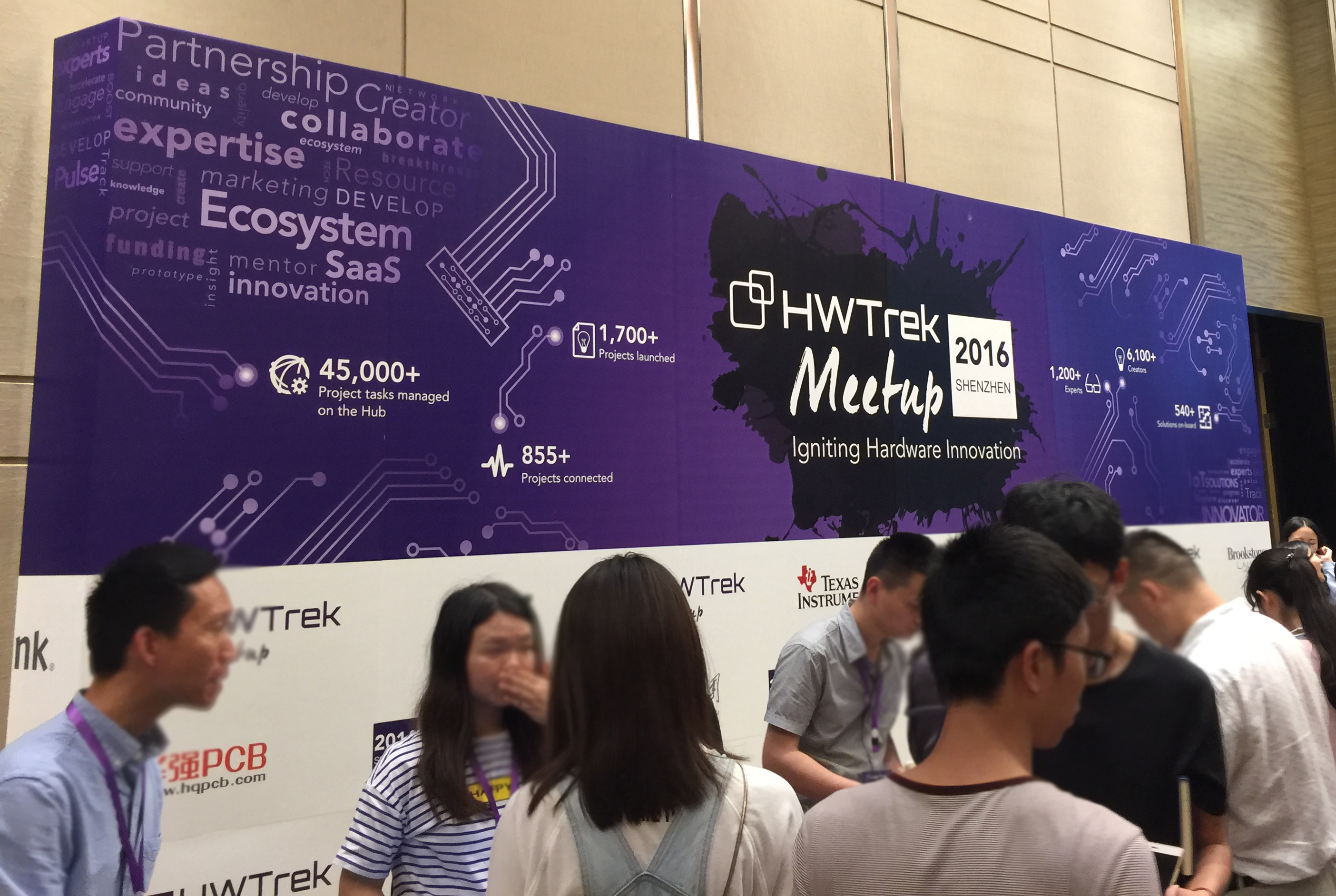 HWTrek Meetup 2016
