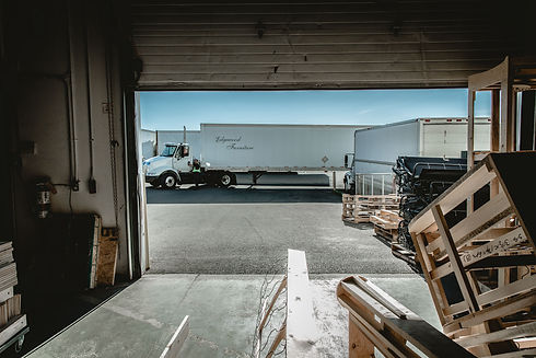 image of company truck