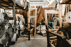 image of product inside the edgewood warehouse