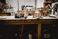 image of inside the edgewood warehouse