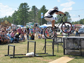 Cumberland County Fair in Fayettville, NC