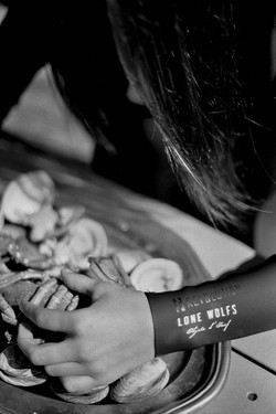 Lone Wolfs Not Food