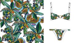 Tropicali + Bikini CAD