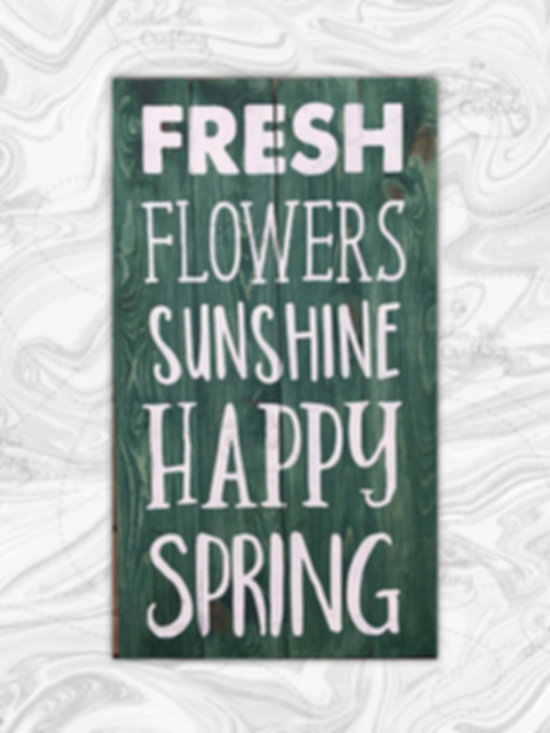 Fresh flowers, sunshine happy spring