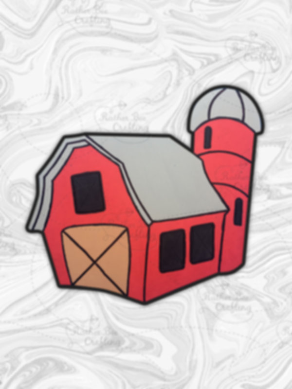 "Barn 14"" Design"