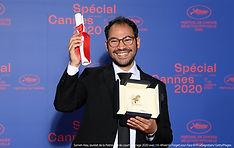Sameh Alaa - Palme d'or.jpg