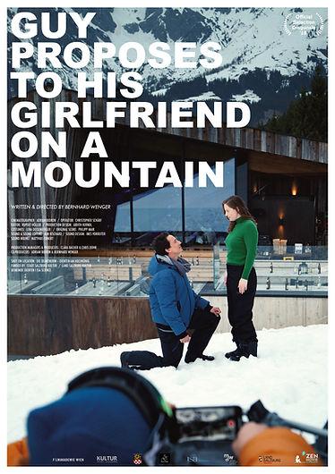 Proposta di Matrimonio in montagna (Guy