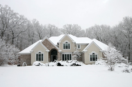 Winter home inspections can be challenging...