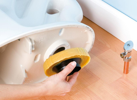 Wax Rings - Time to replace?  Benjamin Franklin Plumbing breaks it down