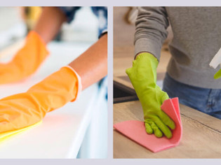 Hygiene hotspots in your home -- and most importantly, how to clean and sanitize them!