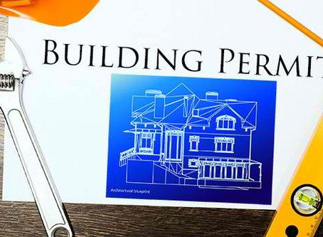 All About Building Permits...