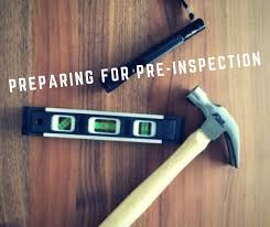 Why would I need a pre-inspection before listing my house?