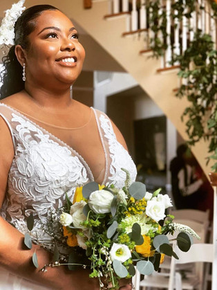 DMV Pro Braids Wedding Style