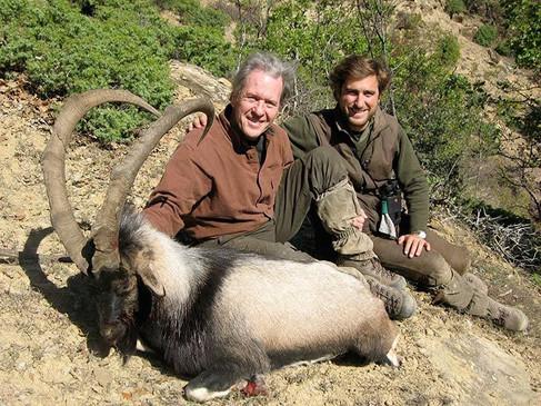Kri Kri Ibex hunting in Macedonia