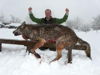 Hunting in Macedonia