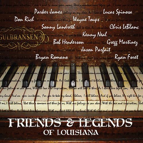 FRIENDS & LEGENDS OF LOUISIANA