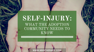 self injury what the adoption community needs to know, cutting in grand rapids michigan, therapy for cutting in grand rapids, therapy for teen that cuts in grand rapids