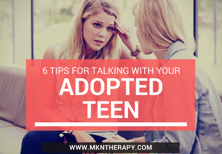 6 Tips for Talking with Your Adopted Teen