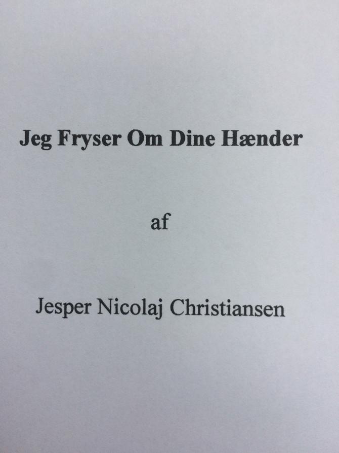 Ny bog på vej ...