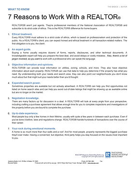 7 Reasons to Work With a REALTOR.jpg
