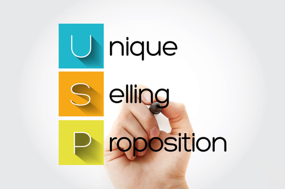 Unique selling proposition – your favourite framework