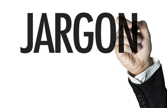 Jargon – a curse on our frameworks