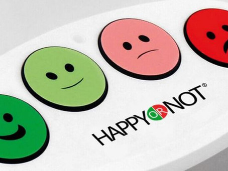Smiley faces – how good are they at measuring customer experience?
